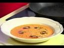 Суп пюре из моркови запечённая сёмга на яблочной подушке Илья Лазерсон Кулинарный ликбез