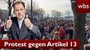 Artikel 13 Aufstand der BOTS 🤖 Demo in Köln Highlights Rechtsanwalt Christian Solmecke
