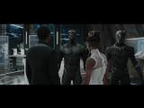 Чёрная пантера - ТВ-Спот (Дублированный)