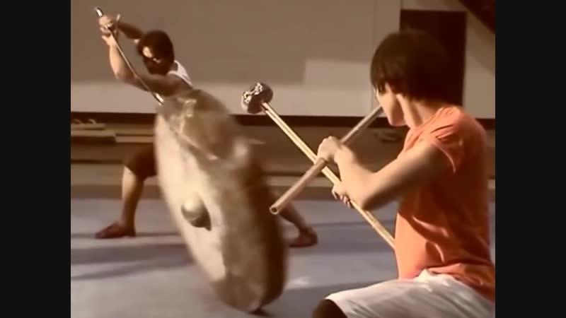 Настоящий Muay Thai Тренировка Ong Bak