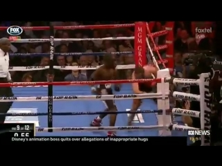 Теренс Кроуфорд vs Джефф Хорн (ТКО)