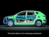 Активная безопасность Luxgen 7 SUV