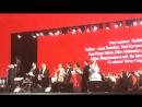 Звучит русская Калинка на Красной площади в исполнении звезд мировой оперы