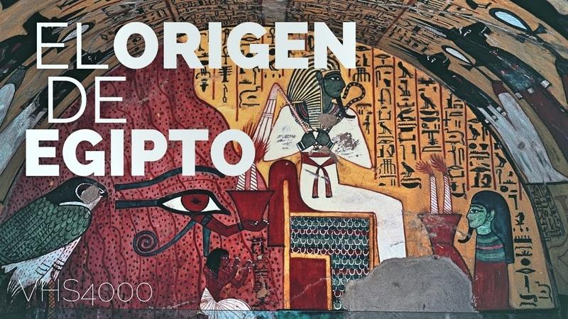 Los orígenes de Egipto del caos a los reyes documental en Español