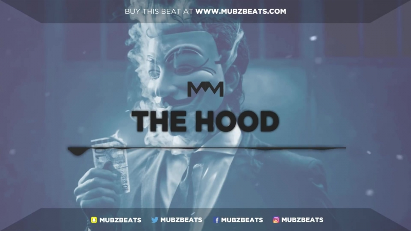 Young MA Feat. Meek Mill Type Beat - The Hood _ Trap Type Beat 2017 _ Mubz Got Beats