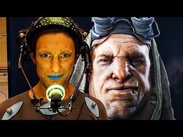 Industrial Light Magic show off new facial capture - BBC Click    BBC Click