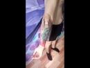 девушка с рогами по моему эскизу