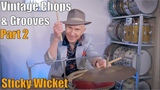Vintage Chops and Grooves Part 2 New Orleans and Early Jazz - Sticky Wicket