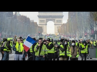 Old footage: Yellow Vests | Gilets Jaunes 🔥 Templar TV | Join the discussion!