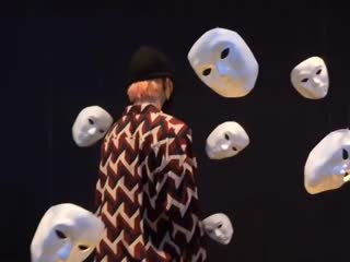 TAEHYUNG WITH THE MASKS ㅋㅋㅋㅋ -.mp4