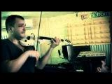 Micah The Violinist &amp Oliver Schmitz Recording in Studio part 2