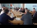 Заседание Сарапульской городской Думы