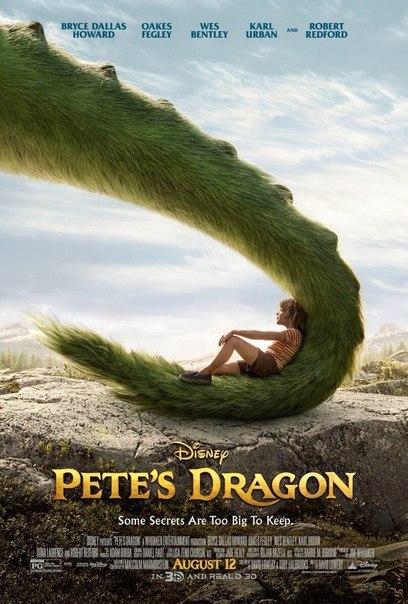 Пит и его дракон (2016) Трейлер