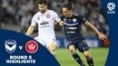 Hyundai A-League 2017/18 Round 5: Melbourne Victory 1 - 1 Western Sydney Wanderers