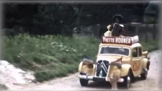Tour de France 🇫🇷 Yvette Horner Vs. Kraftwerk