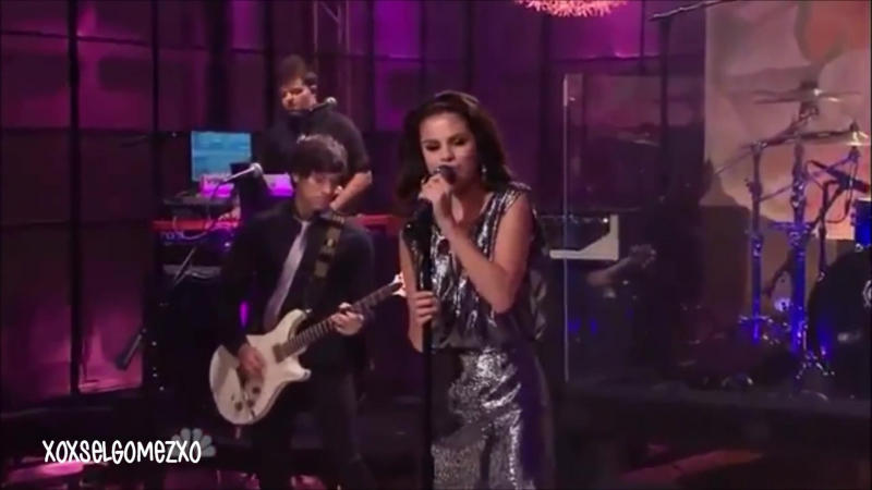 Selena Gomez - Love You Like A Love Song (The Tonight Show with Jay Leno) [HD]