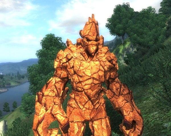 Martigen Monsters Mod 2.0 Мод на игру TES:4 Oblivion 2006, RPG.