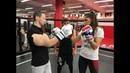 Кирилл Терешин Руки Базуки мой первый полный бой с бойцом MMA