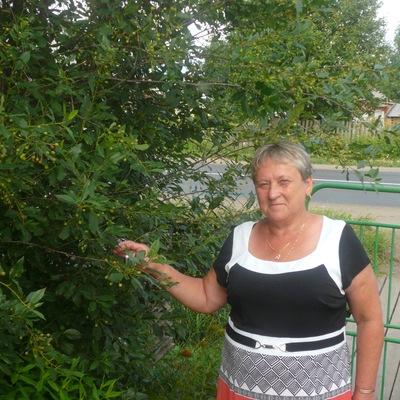 Валентина Манакова, 1 января 1955, Клин, id204959025