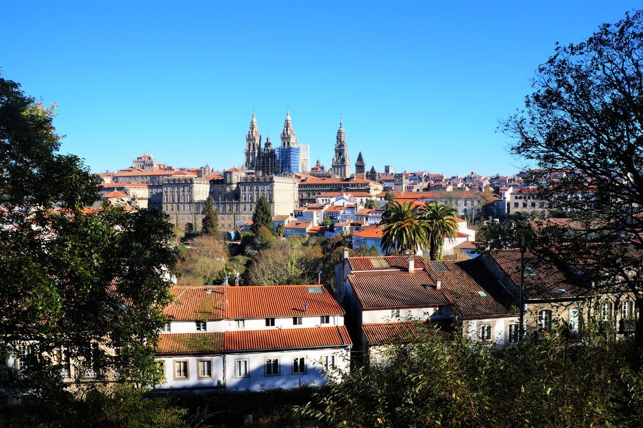 Сантьяго-де-Компостелла - самый религиозный город Испании