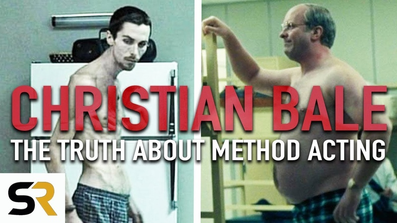 Christian Bale: The Truth About Method Acting