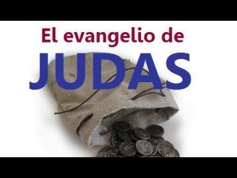 El evangelio prohibido de Judas Audiolibro