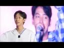 [180615] B1A4 영월 강원도민체전 5 - 멘트 물한잔 (진영 focus)