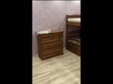 Детская комната ДЯ Кровать Next классика+ шкаф+комод
