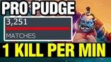 1 KILL PER MINUTE - PRO PUDGE - Factor - Dota 2