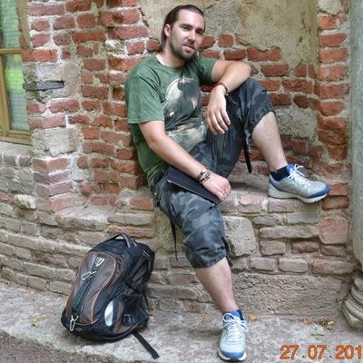 Андрей Грязнов, 10 сентября , Киев, id195850349