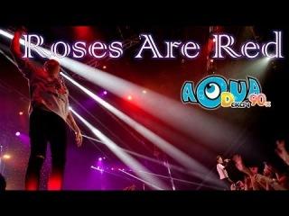 Aqua - Roses Are Red Дискач 90-х 2014 в Питере