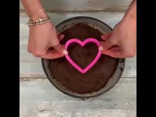 Торт nutella