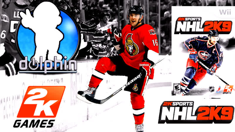 ИГРАЮ НА PC - В NHL2K9 [[[ ЧЕТКИЙ ГОЛ С ФИНТОМ / ЭМУЛЯТОР DOLPHIN ]]]].fps.50/HD.720.p