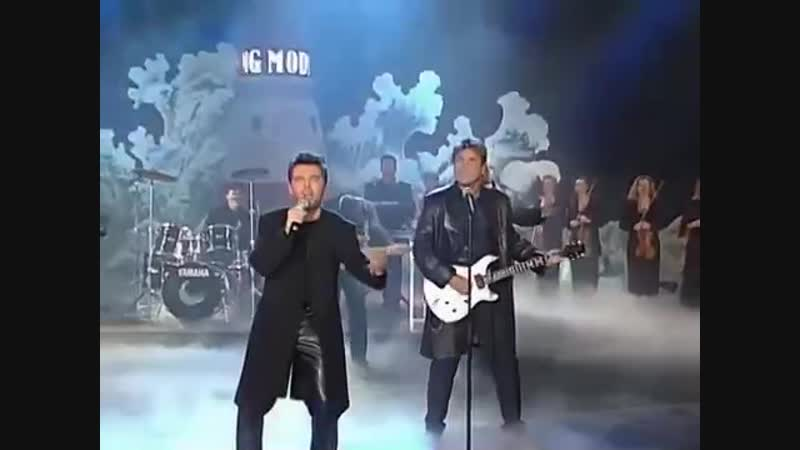Modern Talking and Eric Singleton - You Are Not Alone (show Wetten, dass