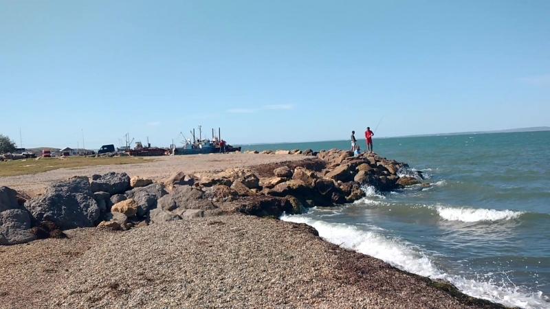 море Чёрное и Азовское. Тамань