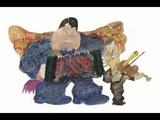 HOMENAJE A HERMENEGILDO SABAT - ILUSTRACION TANGUERA