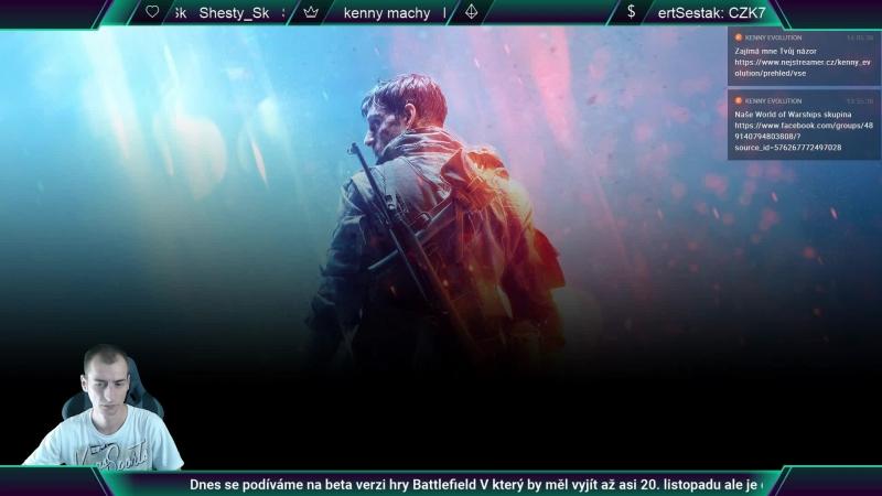 Battlefield V beta První dojmy