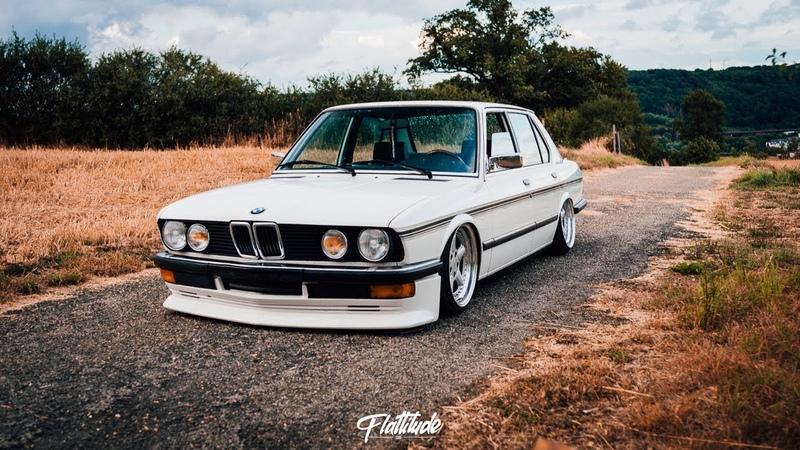 BMW E28   AC Schnitzer   Bagged