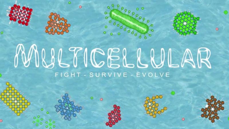 Multicellular Gameplay - Trailer Game 2018