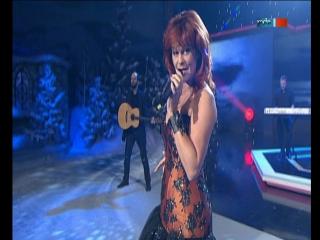 Andrea Berg - Flieg mit mir fort (MDR Weihnachten bei uns 25.12.2011) - песня Дитэра Болена (Dieter Bohlen)