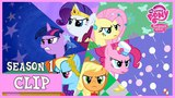 The Gala Expectation and Reality (The Best Night Ever) MLP FiM HD