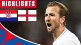 Croatia 0-0 England England Made To Rue Big Chances Official Highlights