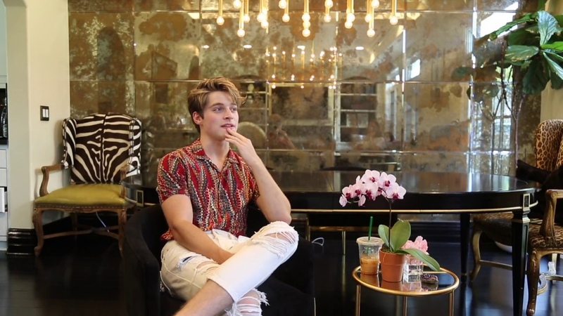Froy Gutierrez Opens Up About Social Media Pressure