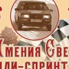 6-7.01.2013 г. Кубок Сведомских по ралли-спринту