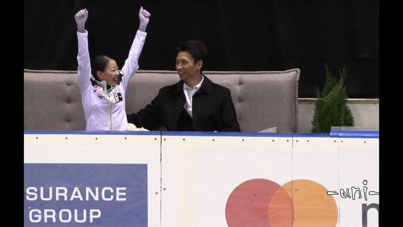 Rika Kihira - FS - Ondrej Nepela Trophy 2018 - 紀平梨花