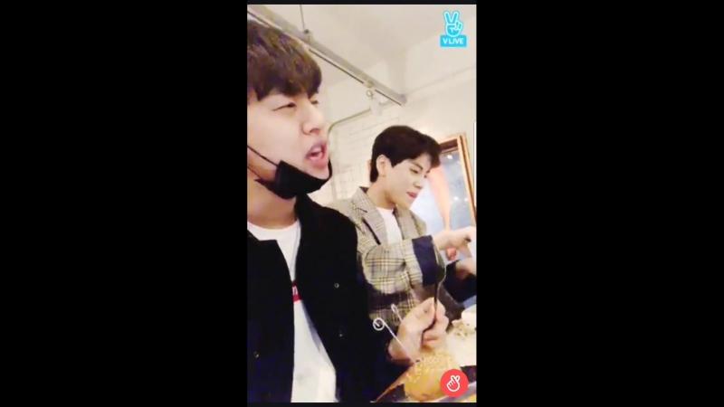 Daehyun singing hello - BAP BoysRepublic Daehyun Suwoong