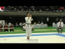 61-й Чемпионат Японии JKA kata mail final Shoken Omi Jion