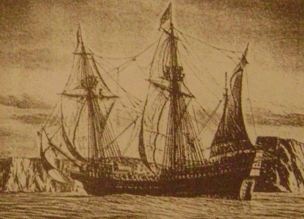ANGLORUM NAVIGATIO AD MOSOVITAS. Часть 1 Открытие Америки Испанцами возбудило в Англичанах желание отыскивать новые земли. Для этого, в 1553 году была отправлена экспедиция на Север. В
