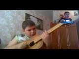 Cover на Dragonforce - Through The Fire And Flames