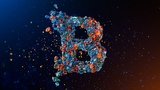 Element 3D Particle Replicator Logo II After Effect II 2019